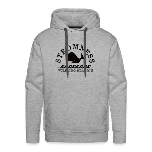 Sromness Whaling Station - Men's Premium Hoodie