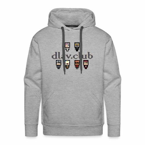 dlav.club staff team - Men's Premium Hoodie