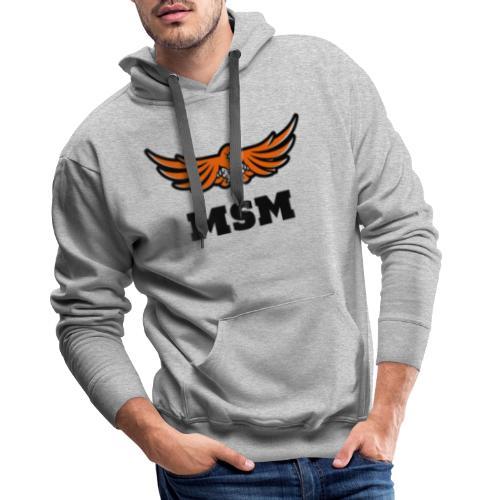 MSM EAGLE - Herre Premium hættetrøje