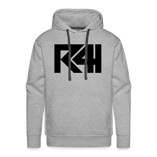Ready 4 Impact ONLYLOGO - Mannen Premium hoodie