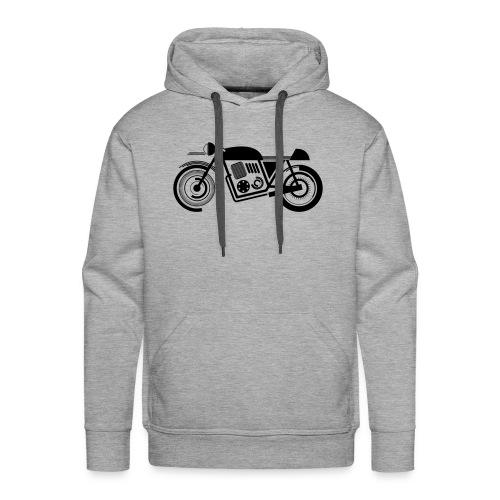 wk motor motor groot - Mannen Premium hoodie