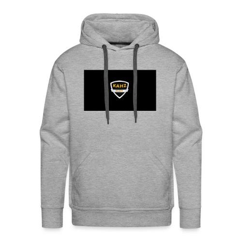 kahz_clan - Mannen Premium hoodie