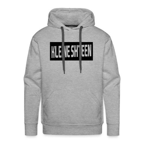 kleine shteen - Mannen Premium hoodie
