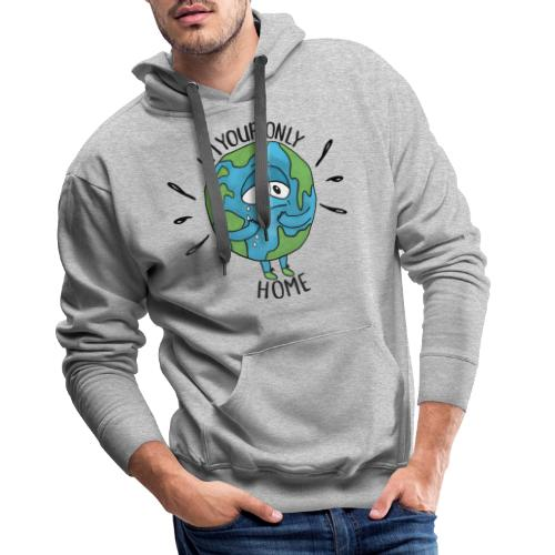 I'm your only home - Men's Premium Hoodie