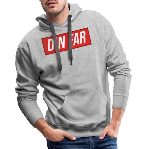 DIN FAR - Herre Premium hættetrøje