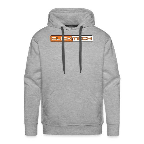 CLICKTECH 2020 Logo Style - Men's Premium Hoodie