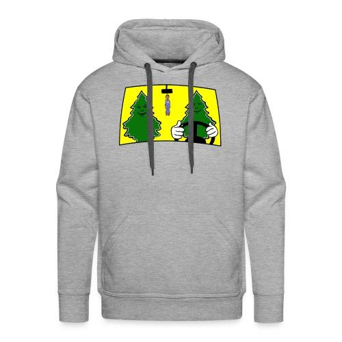 CAR FRESHENER - Mannen Premium hoodie