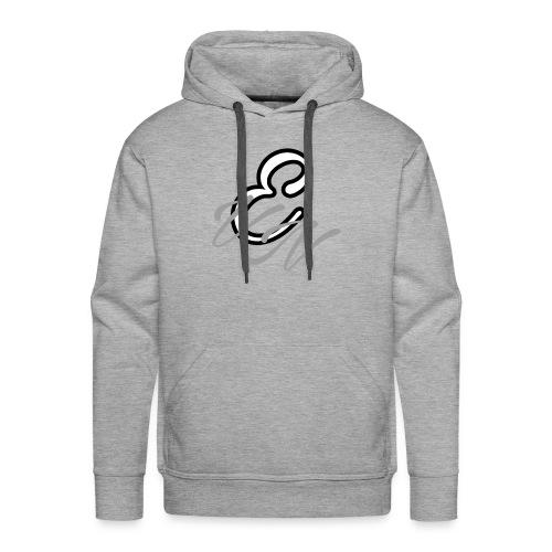 Classic EVN Logo Design - Men's Premium Hoodie