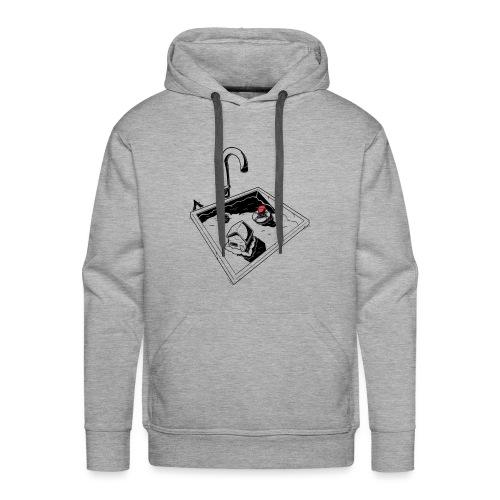 Lavabo - Sweat-shirt à capuche Premium pour hommes