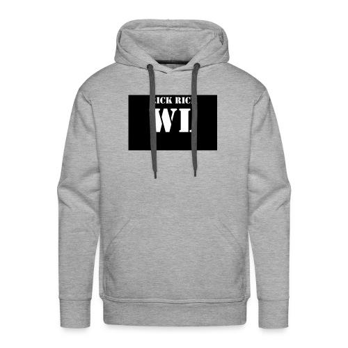 wl - Mannen Premium hoodie