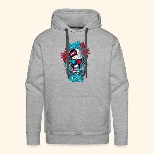 Graffiti Design - Men's Premium Hoodie
