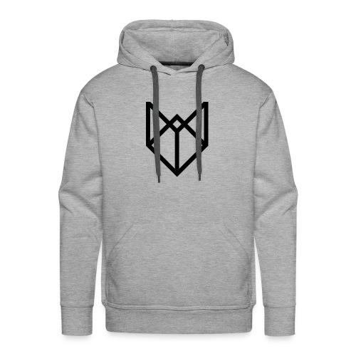 big black pw - Mannen Premium hoodie