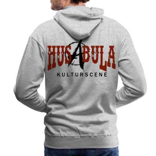 Husabula - Premium hettegenser for menn