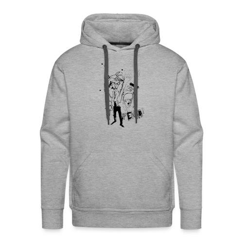 20171026 085044 - Sudadera con capucha premium para hombre