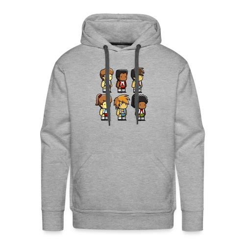 Limited Edition Childhood - Mannen Premium hoodie