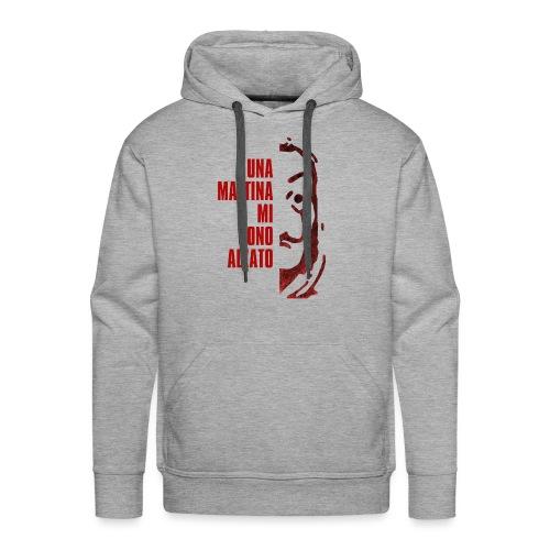 RESISTENCIA RED2 - Sweat-shirt à capuche Premium pour hommes