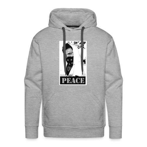 Gangsta - Sweat-shirt à capuche Premium pour hommes