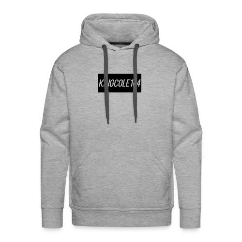 Merch Logo - Men's Premium Hoodie