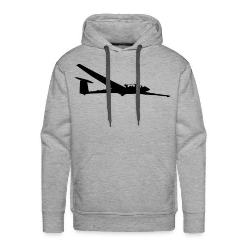 Zweefvliegtuig 21 - Mannen Premium hoodie