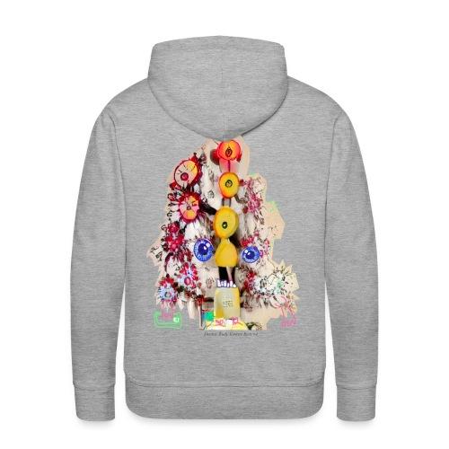 Doctor Rudy Knows Best 4! - Mannen Premium hoodie