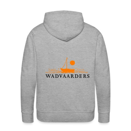 WADVAARDERS - Mannen Premium hoodie