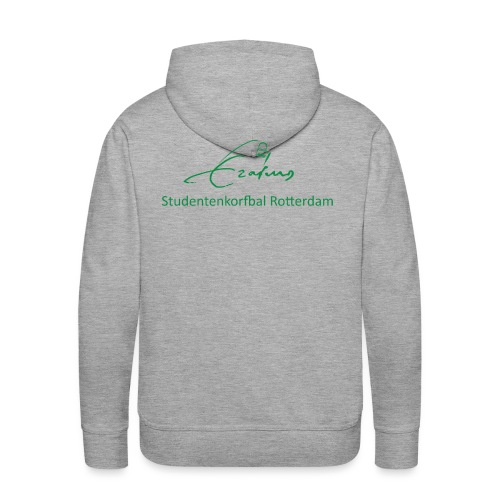 RSKV Erasmus - Mannen Premium hoodie