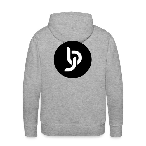 bassjammers_black - Men's Premium Hoodie