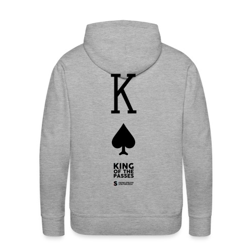 KING OF THE PASSES - Men's Premium Hoodie