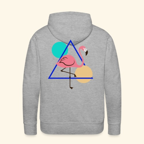 Geometric - Men's Premium Hoodie