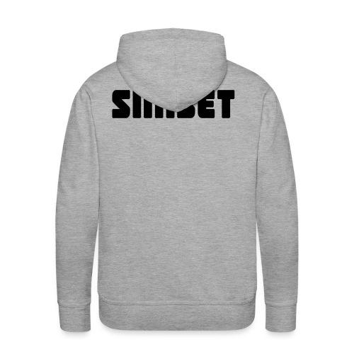 SIMSET - Premium hettegenser for menn