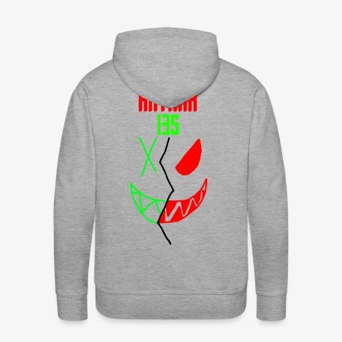 artrax - Sweat-shirt à capuche Premium pour hommes