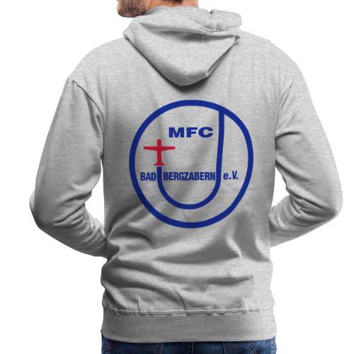 MFC Bad Bergzabern e. V. - Männer Premium Hoodie