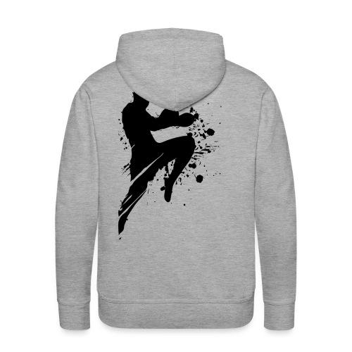 Kampfsport Lausitz Cottbus Logo - Männer Premium Hoodie