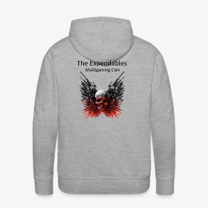 The Expendables Mutligaming Clan - Männer Premium Hoodie