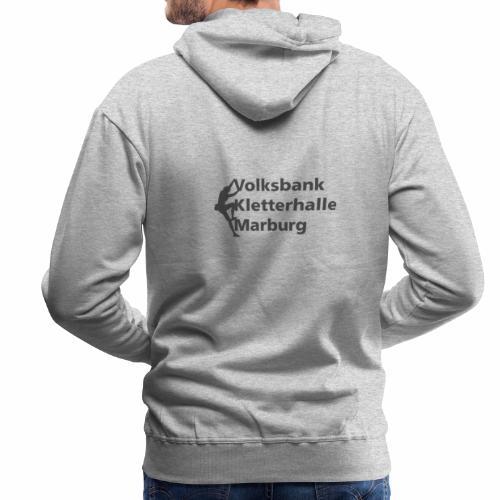 VKM dunkel - Männer Premium Hoodie