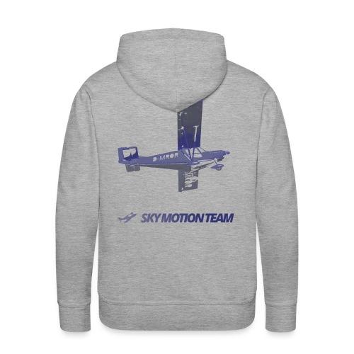 Startendes Flugzeug - Männer Premium Hoodie