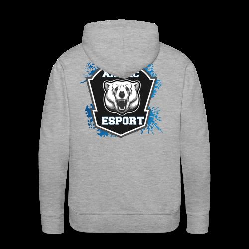 Arctic Esport Team Logo - Men's Premium Hoodie