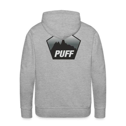 PUFF MOUNTAIN ORIGINAL - Sweat-shirt à capuche Premium pour hommes