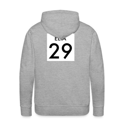 29 ELIA - Männer Premium Hoodie