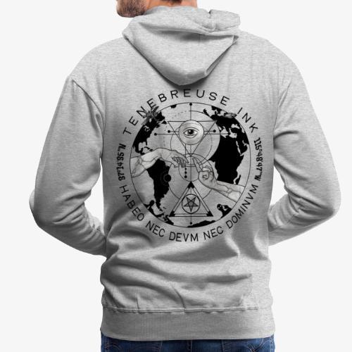 Paradoxe - Sweat-shirt à capuche Premium pour hommes