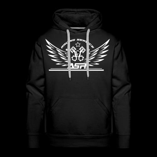 ASR ANGELS - Sweat-shirt à capuche Premium pour hommes