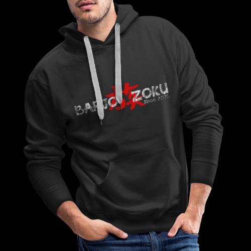 BARJOZOKU - Usézoku - Sweat-shirt à capuche Premium pour hommes