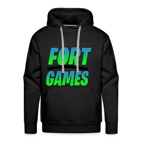 FortGames Merch - Männer Premium Hoodie