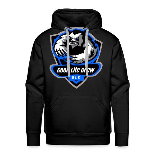GLC Logo - Männer Premium Hoodie