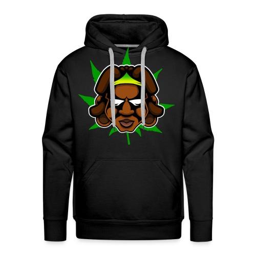 logo roots - Sweat-shirt à capuche Premium pour hommes