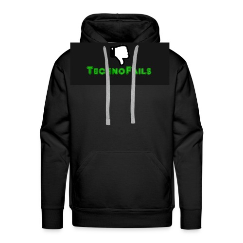 TechnoFails :( - Men's Premium Hoodie
