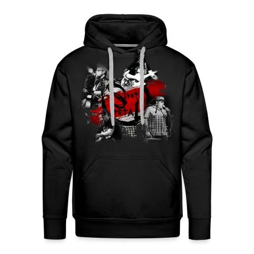 Senti-Metal Shirtdesign - Männer Premium Hoodie
