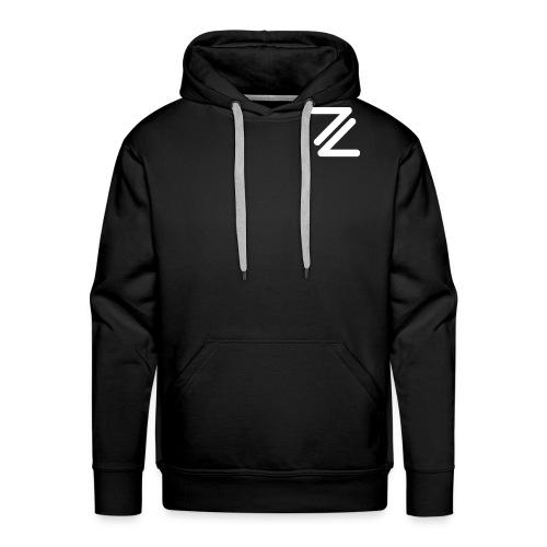 Logo De la chaine De Zido - Sweat-shirt à capuche Premium pour hommes
