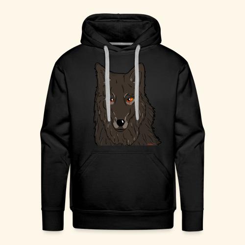 HikingMantis - Herre Premium hættetrøje