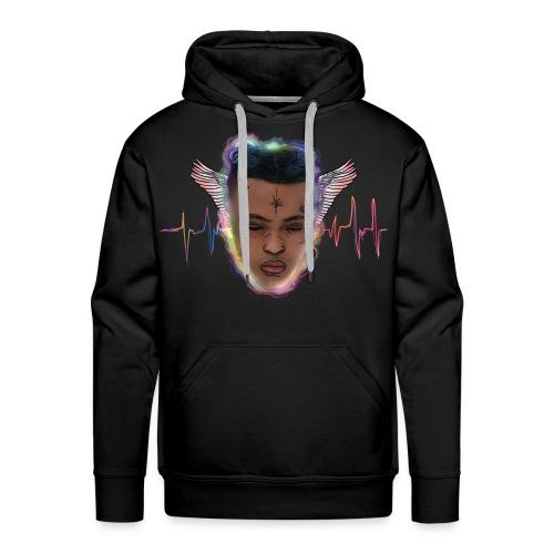 HEAVEN XXXTENTACION - Sweat-shirt à capuche Premium pour hommes